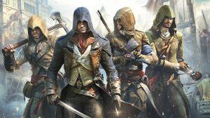 دانلود بکاپ یوپلی بازی Assassins Creed Unity