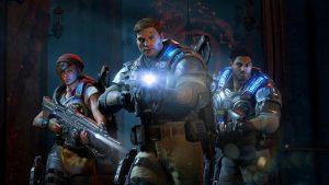حل مشکلات و ارورهای بازی Gears Of War 4