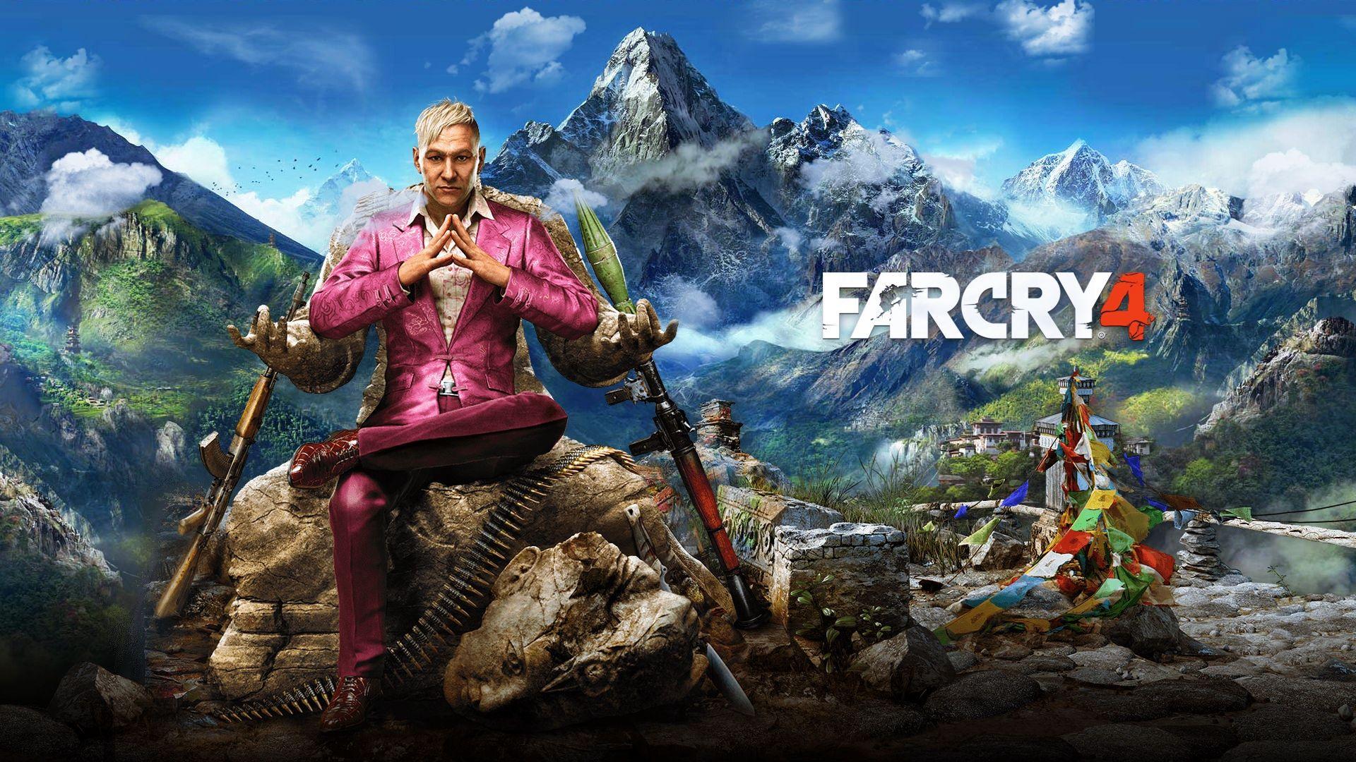 دانلود ترینر بازی Far Cry 4