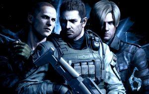 دانلود سیوهای بازی Resident Evil 6