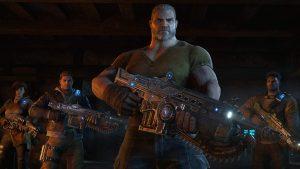 دانلود نسخه فشرده بازی Gears Of War 4-CorePack V3 برای PC