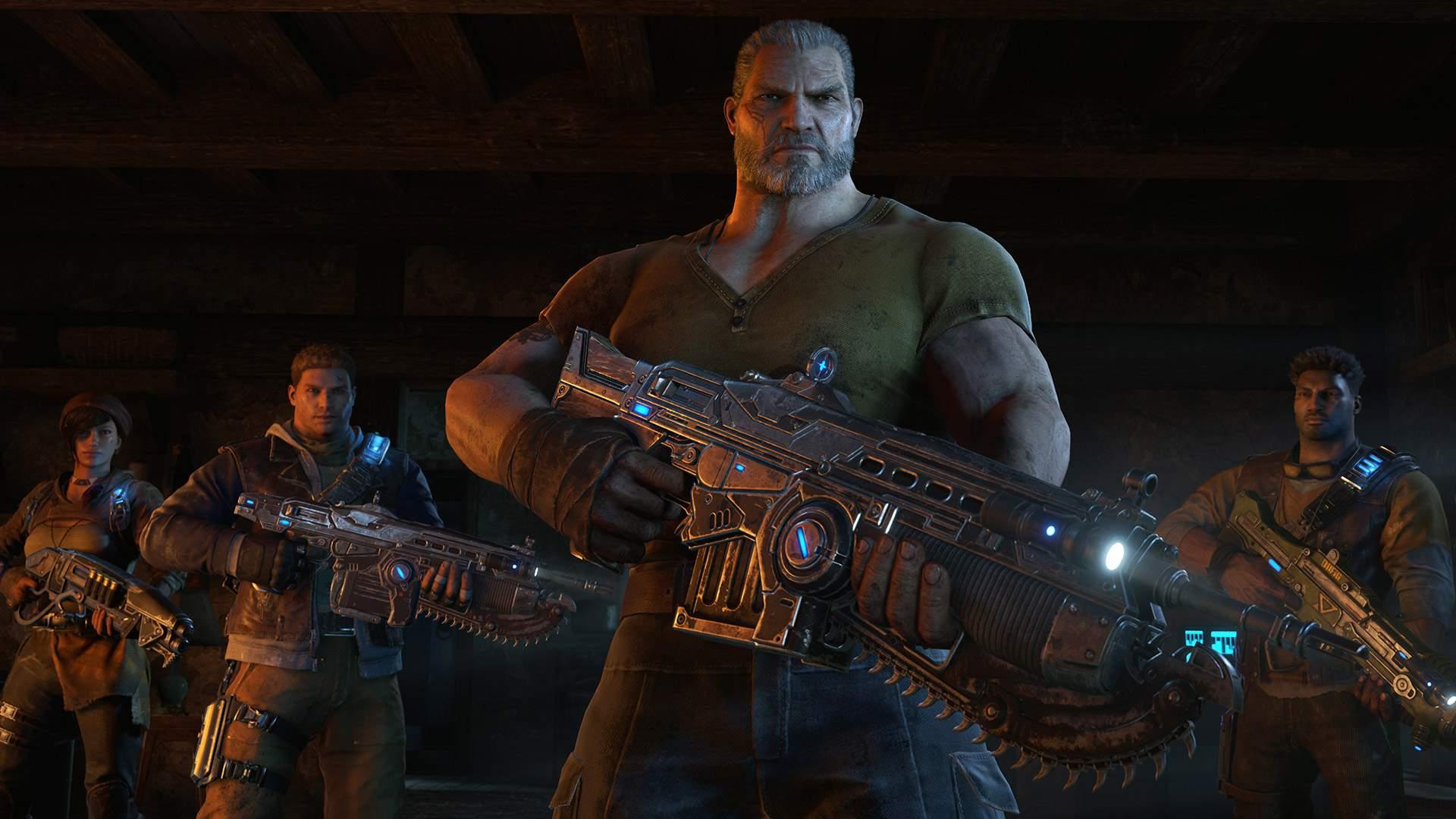 افر و زمان Gear Of War 4 Free Trial هفته اینده اغاز میشود