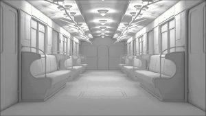 دانلود آموزش Modelling Subway Train - مدلینگ مترو