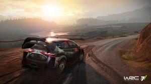 دانلود نسخه فشرده بازی WRC 7