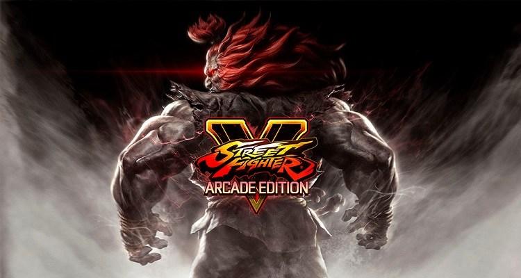 دانلود آپدیت v3.020 بازیStreet Fighter V Arcade Edition