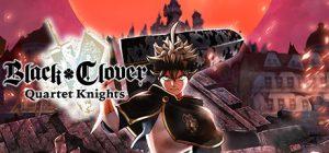دانلود ترینر بازی Black Clover Quartet Knights