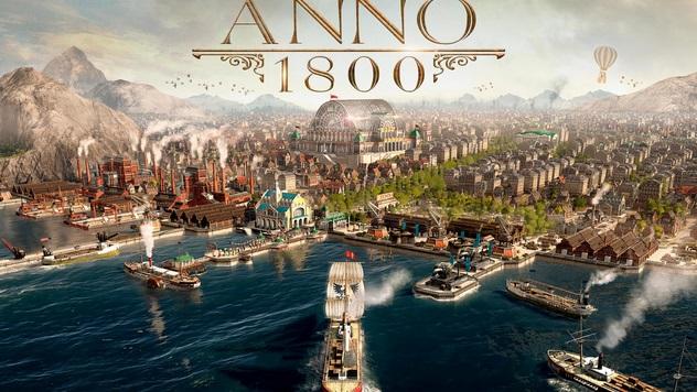 دانلود ترینر بازی Anno 1800