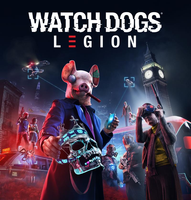سیستم مورد نیاز بازی Watch Dogs: Legion